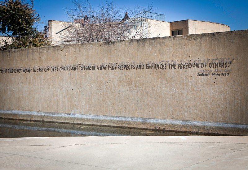On Mandela's Memorial